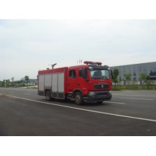 Howo 4x2 5Ton fire truck equipment drawing sales