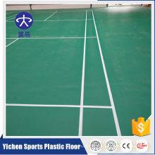 Orgânico e 100% puro PVC virgem matérias-primas interior piso de plástico de alta qualidade