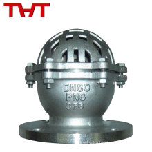 Normal Open type manual emergency foot operated shutoff valve price