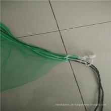 Virgin HDPE mit UV-Datums-Mesh-Tasche für Dattelpalme / Datum Netztasche