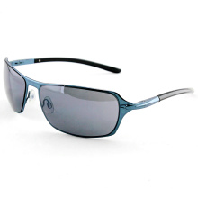 Men′s Fashion Polarized UV Protected Promotion Sports Metal Sunglasses (14233)