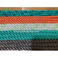 Multipurpose PE/Nylon/Polyethylene/Plastic/Fishing/Marine/Mooring/Packing/Twist/Twisted Rope