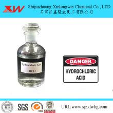 High Quality Hydrochloric Acid Industry Grade