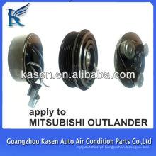 Sanden pulley MSC105CA compressor embraiagem para MITSUBISHI MITSUBISHI OUTLANDER