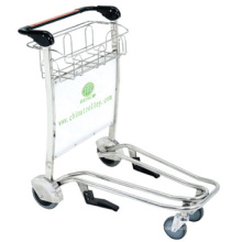 Best selling good quality metal travel luggage cart with wheels