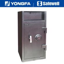 Safewell dB Serie 70cm Caja fuerte de depósito de altura para supermercado de casino