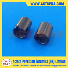 Precision Machining Silicon Nitride Tube/Si3n4 Ceramic Bushing
