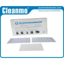 Compatible JCM Bill Validator/Acceptor Cleaning Cards