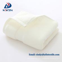 Made In China Textiles 100% Cotton Material Dobby Hotel Towel Set