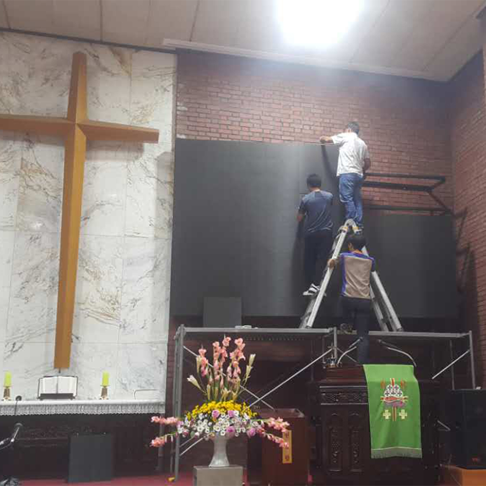church led screen