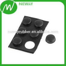 Pie antideslizante Mumpon Cojín de parachoques adhesivo con 3M Sticker