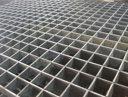 Plug The Steel Grating