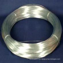 Electro galvanizar arame de ferro para fio de ligação