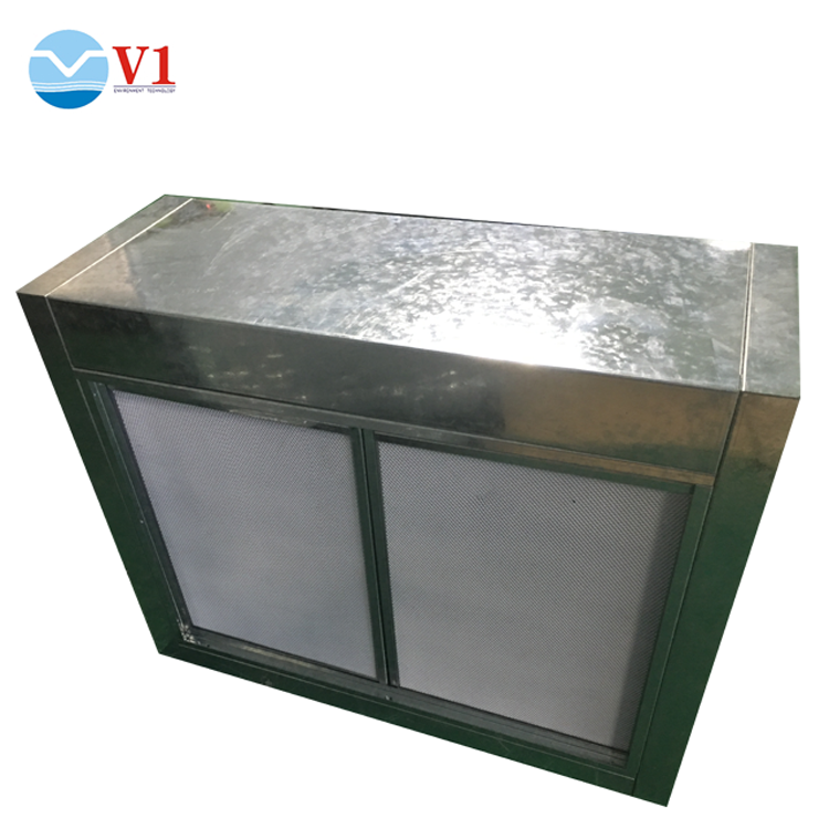 Air Cabinet Type Air Cleaner