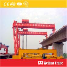 Grue à levage de poutre pour la construction de routes