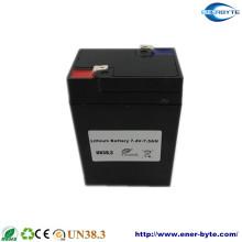 Batterie au lithium rechargeable (NCM) 7.4V 7.5ah