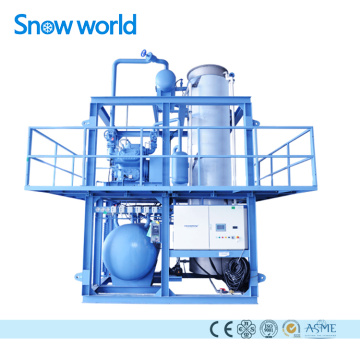 Snow world 25t Tube Ice Machine