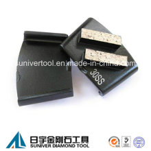 HTC Diamond chão China concreto moagem mármore / granito segmento