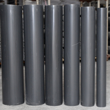 مقذوف PVC SOLID BAR PVC ROD