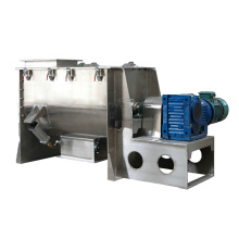 Pulvermischmaschine und chemische Pulvermischanlage