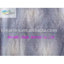 Tela de la memoria del telar jacquar del polyeser para Windcoat