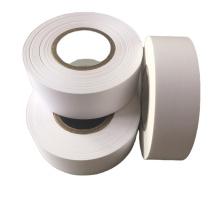 Factory price wholesale nylon label nylon taffeta label fabric roll