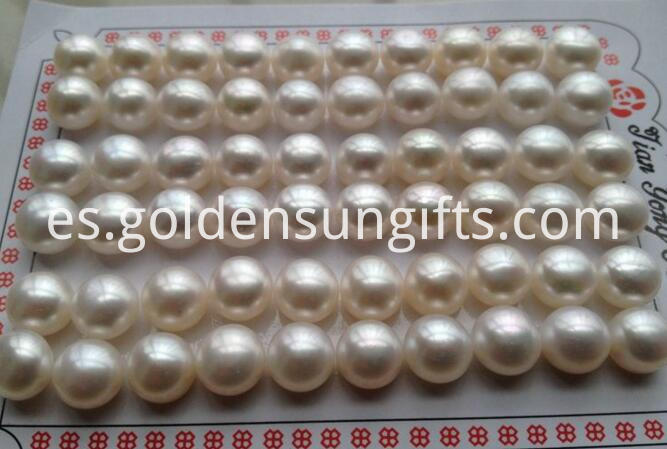 Mixed Color Loose Pearl Beads