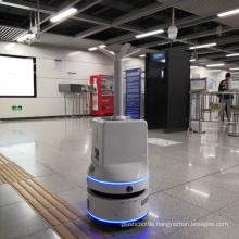 Intelligent Mist Sprayer Disinfection Robot