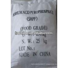Pyrophosphate acide de sodium de haute qualité ROR 28 grade alimentaire