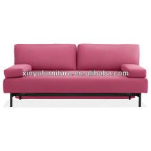 Fashion pink hotel reception sofa XY3482