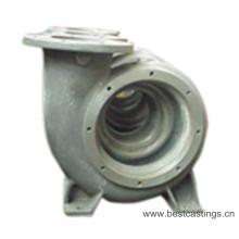 Fonte en fonte ductile de haute qualité pour partie de pompe