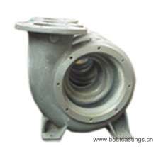 High Quality Ductile Iron Casting for Pump Part
