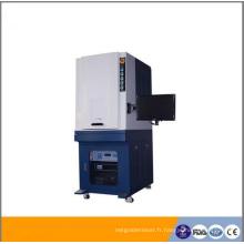 Système de marquage au laser à fibre optique 20W avec boîtier de protection laser / Marquage laser automatique