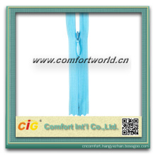 High Quality Custom Open Ended Invisible Zipper