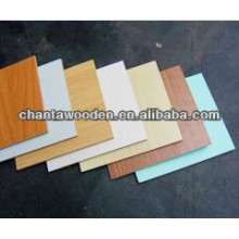 What is the high quality melamine MDF board for furniture