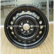 Roda de neve / jantes de rodas de inverno, aro de aço de 16 polegadas (roda para carro)