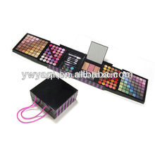Make up set, cosmetic set, eyeshadow palette, big plastic case