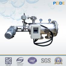Filtres à eau autonettoyants commerciaux de contrôleur de PLC 100-500um