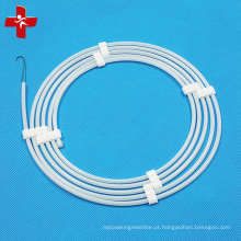Disposable Medical PTFE Coated Cardiac Angiography Guide Wire