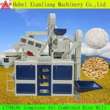 boa nova condição de separador de arroz, moinho de martelo, secador de grãos e combinado moinho de Arroz