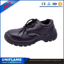Sapatos de trabalho de segurança de homens de couro Ufb011