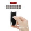 Portable Mini Mobile Bluetooth 1D 2D barcode scanner