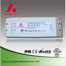Степень защиты IP20 ЭТЛ CE перечислил водителя Сид дали 350 мА 500 мА 30Вт 40-86вdc светодиодный источник питания