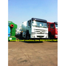 SINOTRUK HOWO 371hp concrete mixer truck 6x4