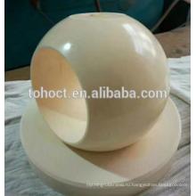 Тохо самый лучший продавая керамический шаровой клапан, сферический клапан