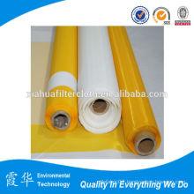 DPP 62T 157mesh 70um PW polyester/nylon silk screen printing mesh