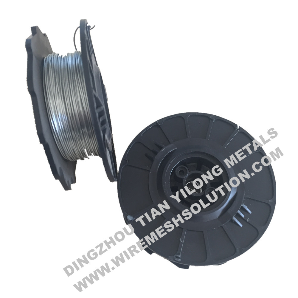1.5mm Spool Galvanized Rebar Tie Wire