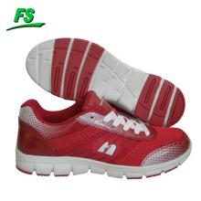 nouveau modèle chine athlétique chaussures hommes, dernières chaussures de marche de conception, chaussures de course de mode