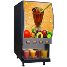 Commercial Hot and Cold Juice Dispenser