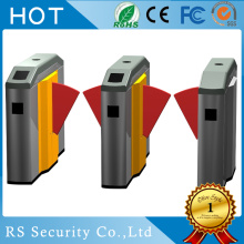 Control de acceso Subway Optical Flap Turnstiles Gate